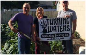 Turning-Waters-Back-Alley-Brewing-Co-Hoppy-Girl-Brewing-Wabasha-MN-Kellogg-Lake City-First-Brewery-Since-Prohibition
